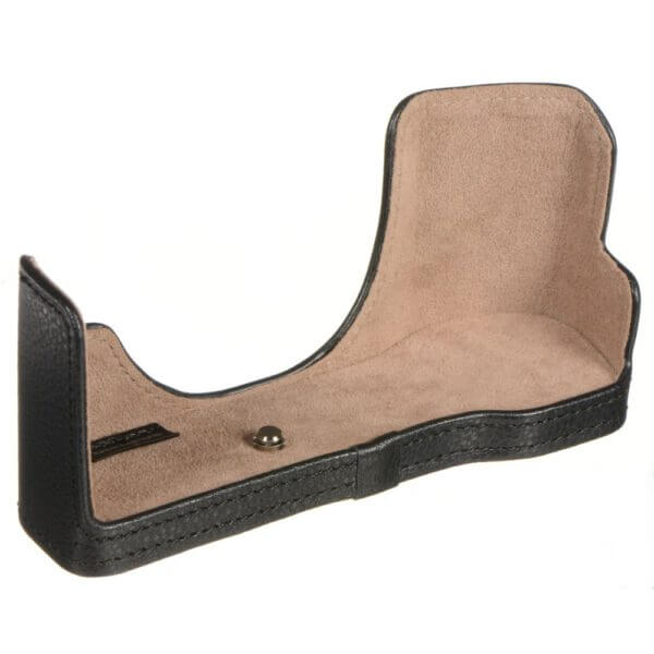 Olympus Leather Half case CS 40B Black for E P5 ประกันศูนย์ 2