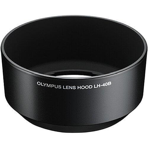 Olympus Lens Hood LH 40B Black for 45mm f1.8 ประกันศูนย์1