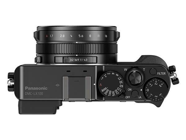 Panasonic เปิดตัว Lumix DMC-LX100 เซนเซอร์ Four Third ถ่าย 4K VDO