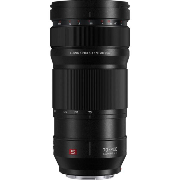 Panasonic S Series Lens S R70200GC 70 200mm F4 Pro O.I.S. ประกันศูนย์ 3