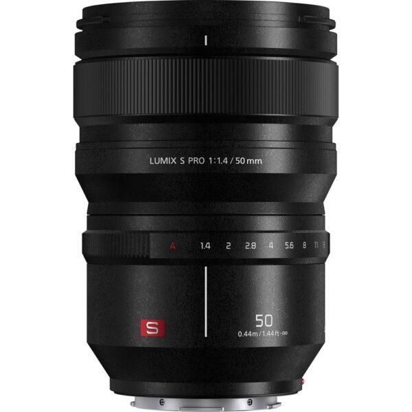 Panasonic S Series Lens S X50GC 50mm F1.4 Pro ประกันศูนย์ 2