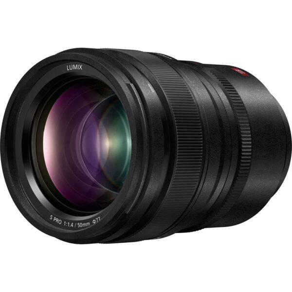 Panasonic S Series Lens S X50GC 50mm F1.4 Pro ประกันศูนย์ 5
