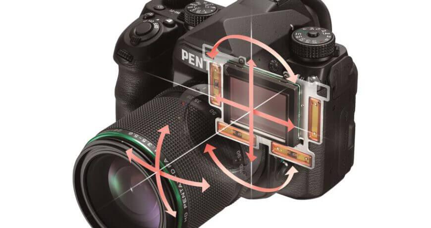 Pentax K 1 Mark II DSLR camera7