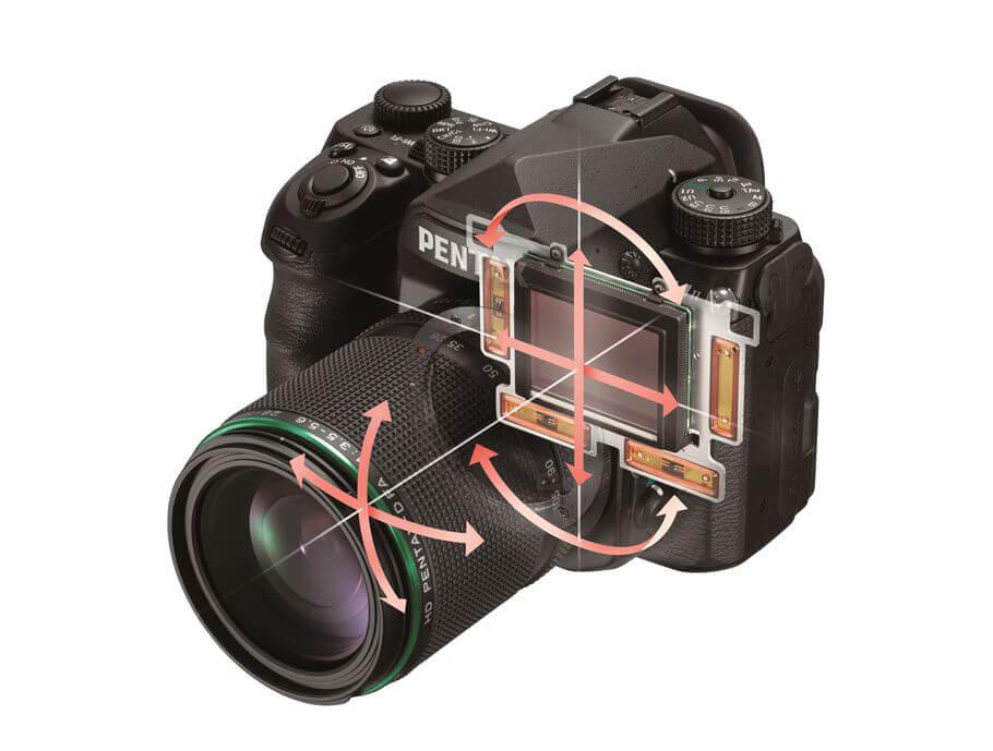 Official : เปิดตัว Pentax K1 II ครั้งแรกของการถ่าย Hi-Res Shot แบบไร้ขาตั้ง