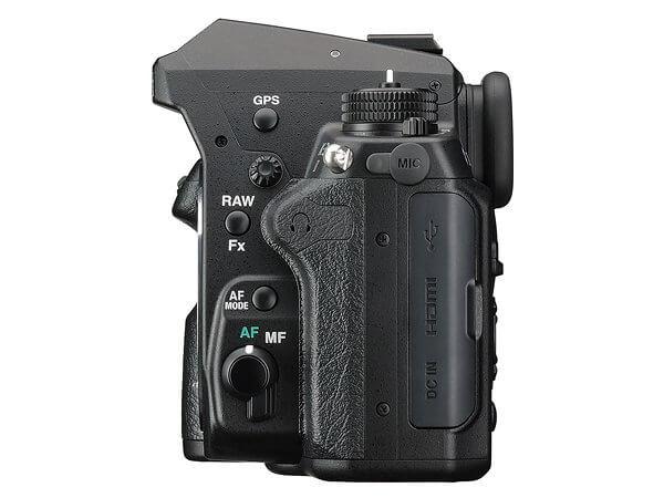Ricoh เปิดตัว Pentax K-3 II อัพใหม่ให้ดีขึ้น อ้าว...แฟลชหัวกล้องหายไป!