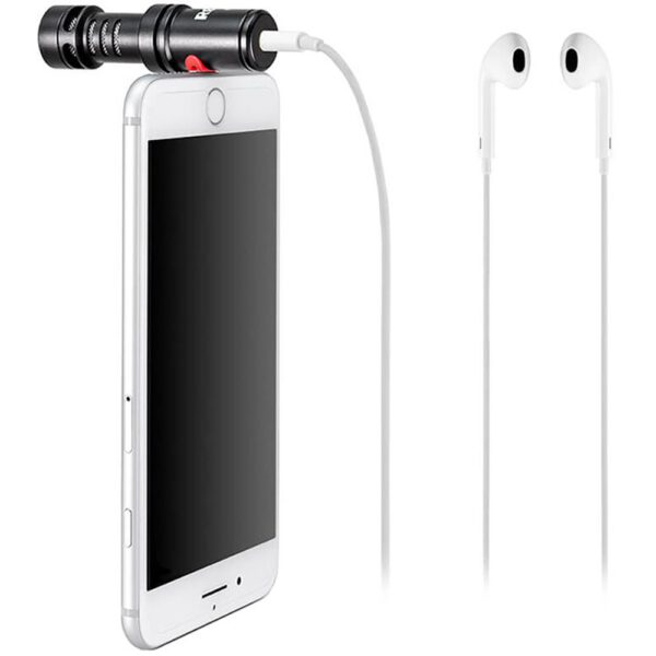 RODE VideoMic Me L Directional microphone for iOS Device 4
