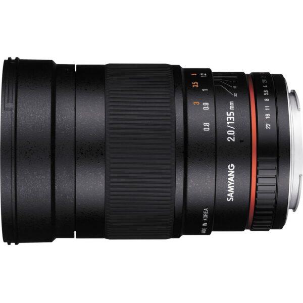 Samyang 135mm F2 ED UMC for Canon ประกันศูนย์ไทย 2
