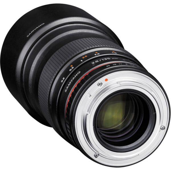 Samyang 135mm F2 ED UMC for Canon ประกันศูนย์ไทย 3