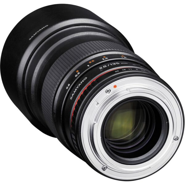 Samyang 135mm F2 ED UMC for Sony ประกันศูนย์ไทย 3