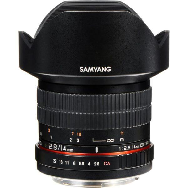 Samyang 14mm F2.8 IF ED MC Aspherical for Canon ประกันศูนย์ไทย 2