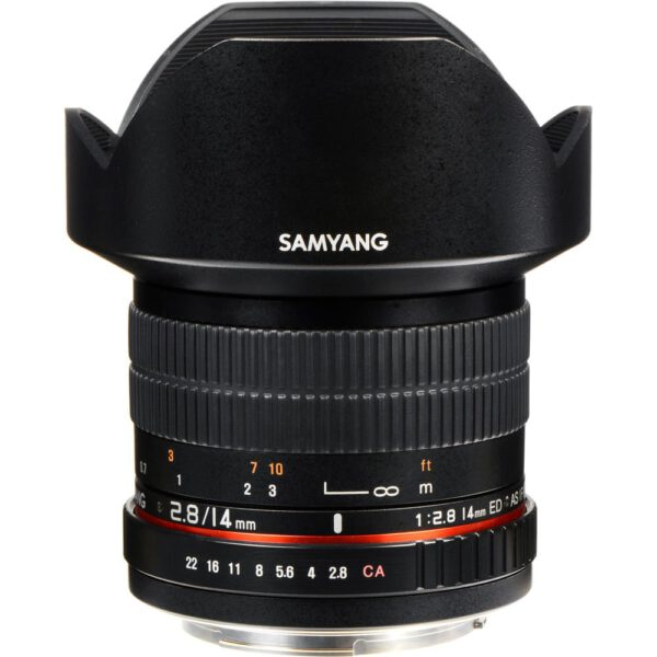 Samyang 14mm F2.8 IF ED MC Aspherical for Nikon AE ประกันศูนย์ 2