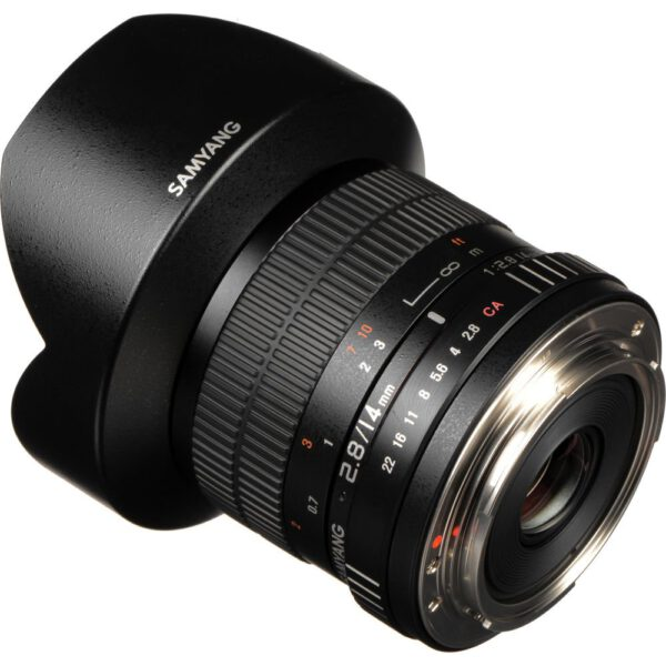 Samyang 14mm F2.8 IF ED MC Aspherical for Nikon AE ประกันศูนย์ 4