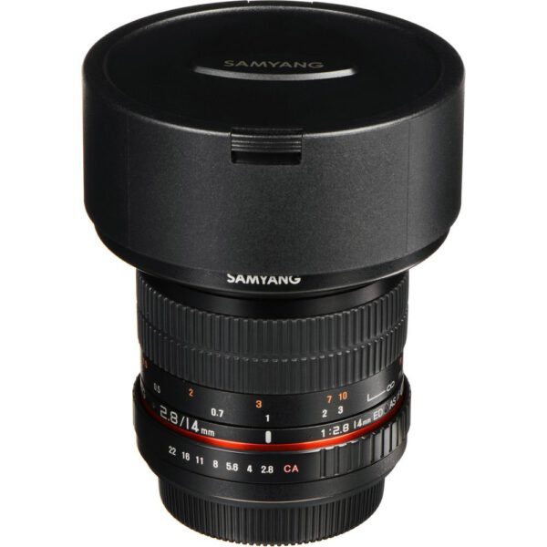 Samyang 14mm F2.8 IF ED MC Aspherical for Nikon AE ประกันศูนย์ 5