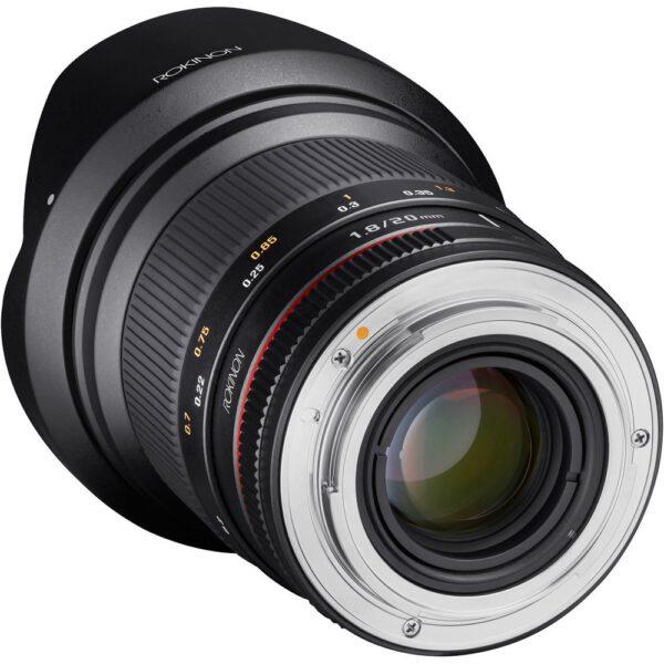 Samyang 20mm F1.8 ED AS UMC for Sony E ประกันศูนย์ 6