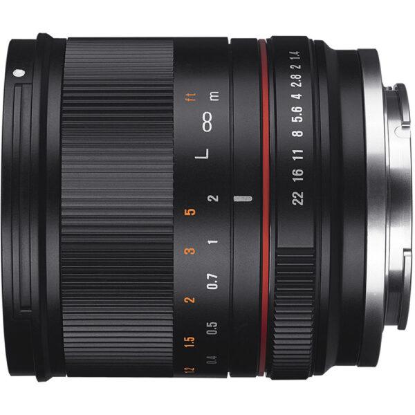 Samyang 21mm F1.4 for Fuji X Black ประกันศูนย์ 2
