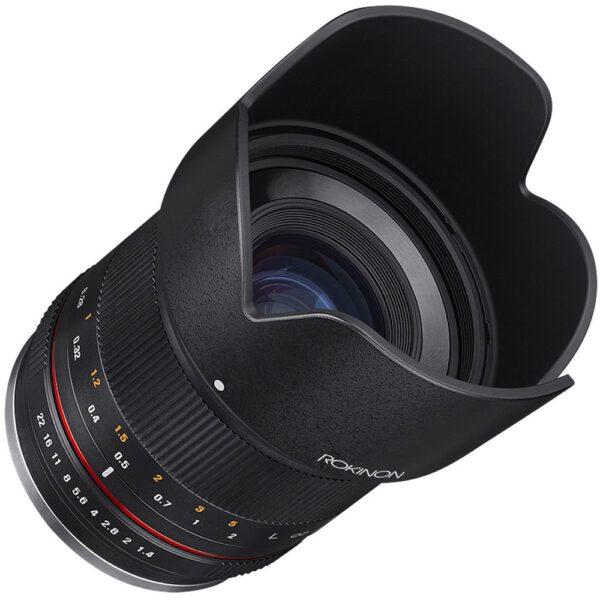 Samyang 21mm F1.4 for Fuji X Black ประกันศูนย์ 3