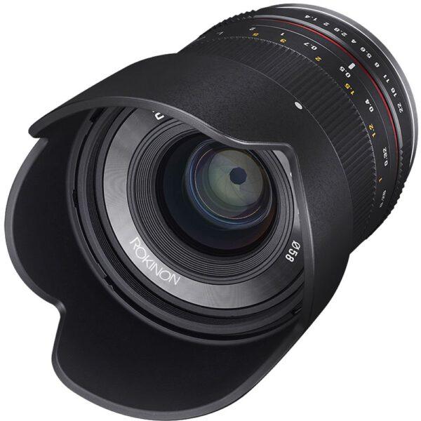 Samyang 21mm F1.4 for Fuji X Black ประกันศูนย์ 4