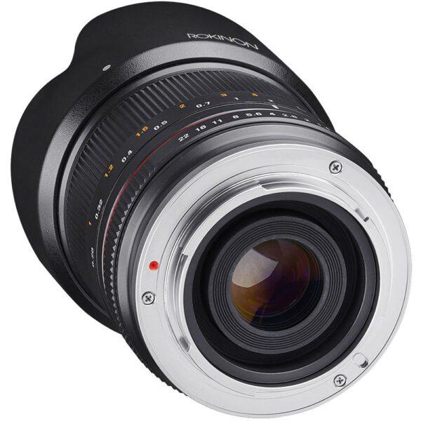 Samyang 21mm F1.4 for Fuji X Black ประกันศูนย์ 5