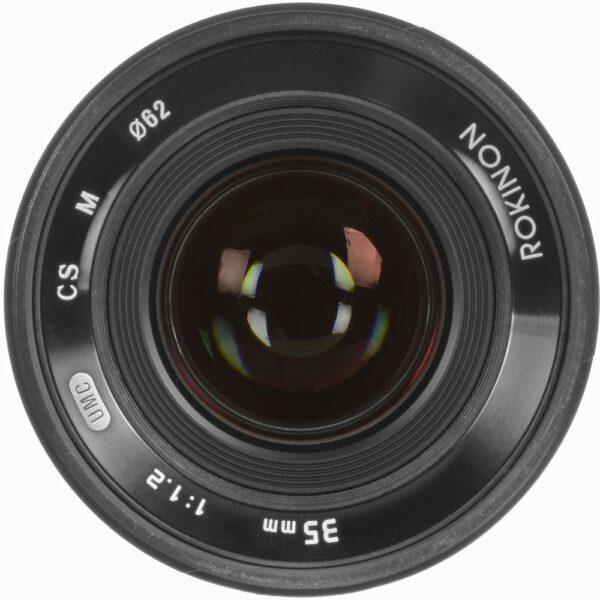 Samyang 35mm F1.2 ED AS USM CS for Fuji X ประกันศูนย์ 11