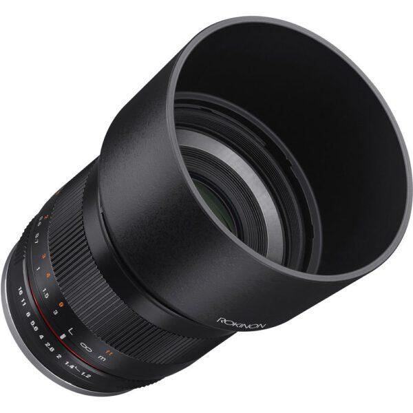 Samyang 35mm F1.2 ED AS USM CS for Fuji X ประกันศูนย์ 2