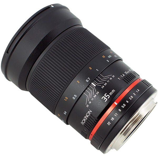 Samyang 35mm F1.4 AS UMC for Canon ประกันศูนย์ 2