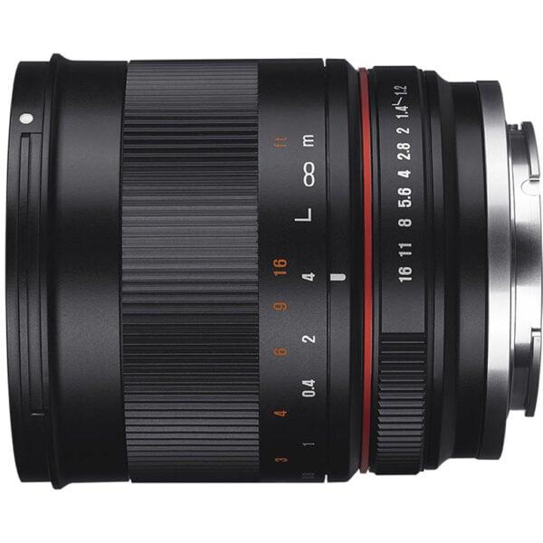 Samyang 50mm F1.2 for Fuji X ประกันศูนย์ 2
