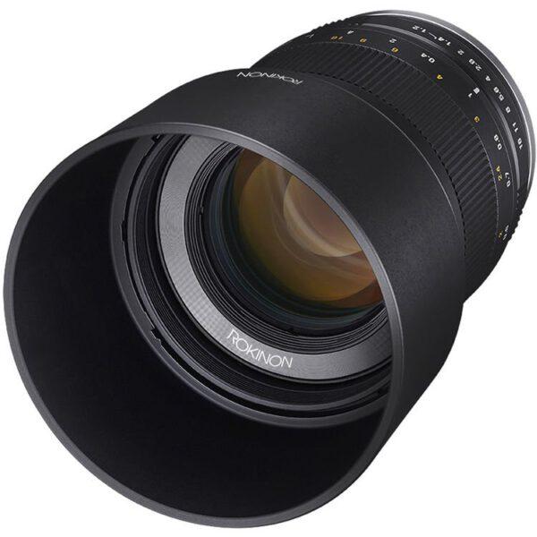 Samyang 50mm F1.2 for Fuji X ประกันศูนย์ 4