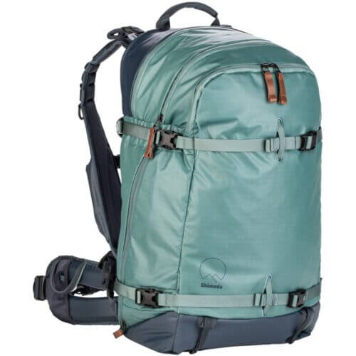 Shimoda SH 520 042K Explore 30 Backpack Starter Kit Sea Pine 1
