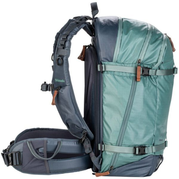 Shimoda SH 520 042K Explore 30 Backpack Starter Kit Sea Pine 10