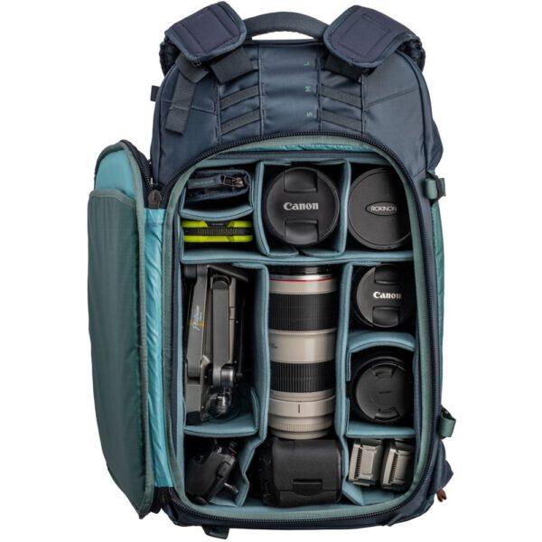 Shimoda SH 520 042K Explore 30 Backpack Starter Kit Sea Pine 12