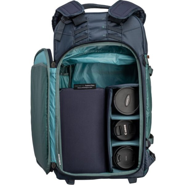 Shimoda SH 520 042K Explore 30 Backpack Starter Kit Sea Pine 15