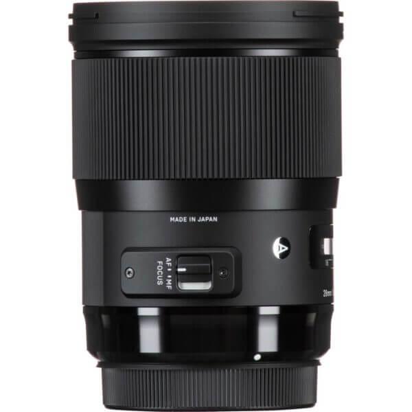 Sigma Lens 28mm F1.4 A DG HSM for Nikon ประกันศูนย์ 6
