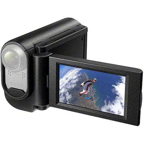 Sony ActionCam Handheld Grip with LCD Screen AKA LU1 ประกันศูนย์