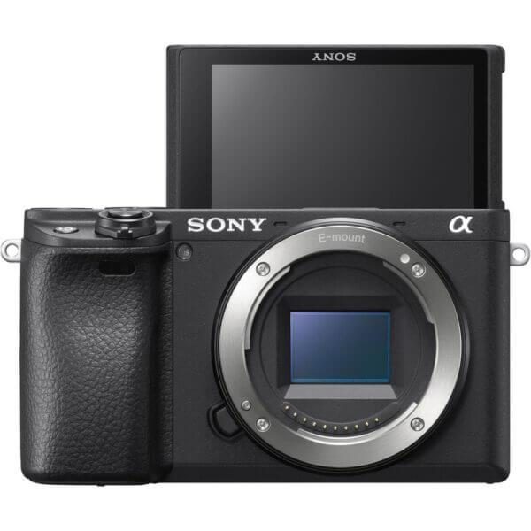 Sony Alpha A6400 Body Black ประกันศูนย์ 1