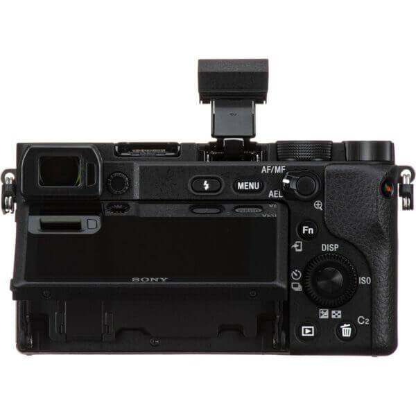Sony Alpha A6400 Body Black ประกันศูนย์ 11