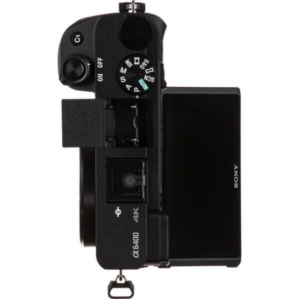 Sony Alpha A6400 Body Black ประกันศูนย์ 13