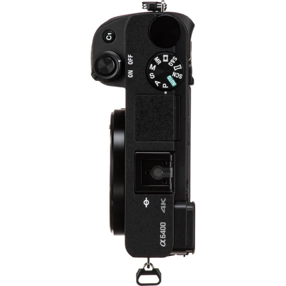 Sony Alpha A6400 Body Black ประกันศูนย์ 16