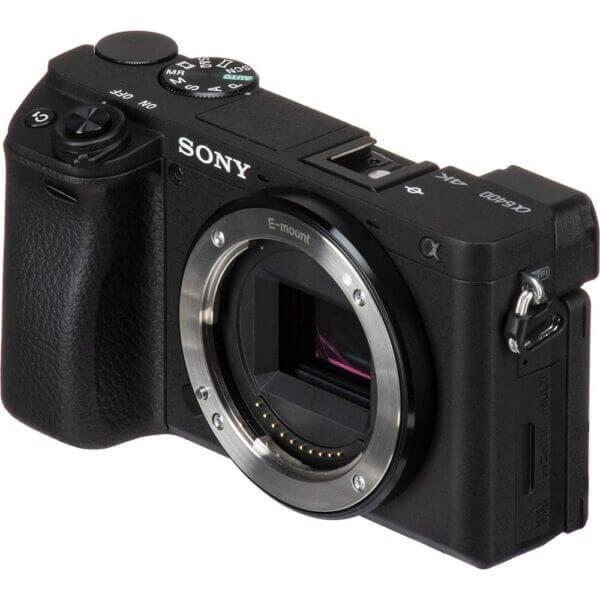 Sony Alpha A6400 Body Black ประกันศูนย์ 18