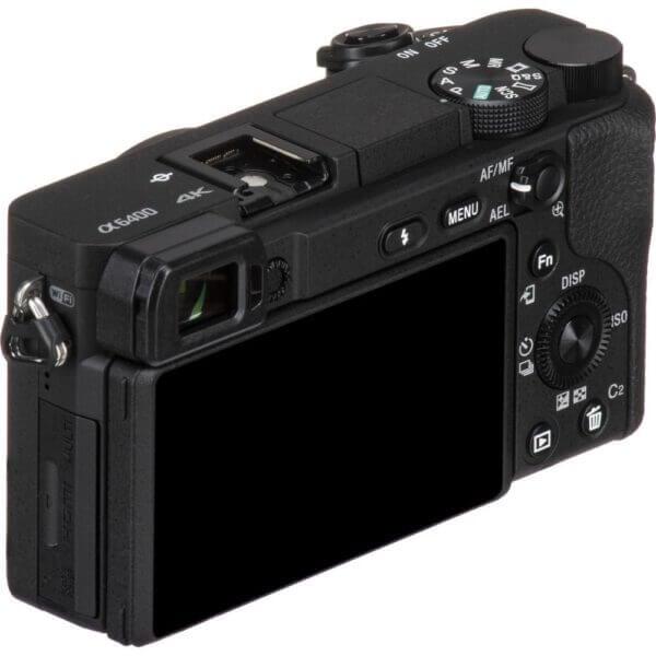 Sony Alpha A6400 Body Black ประกันศูนย์ 19