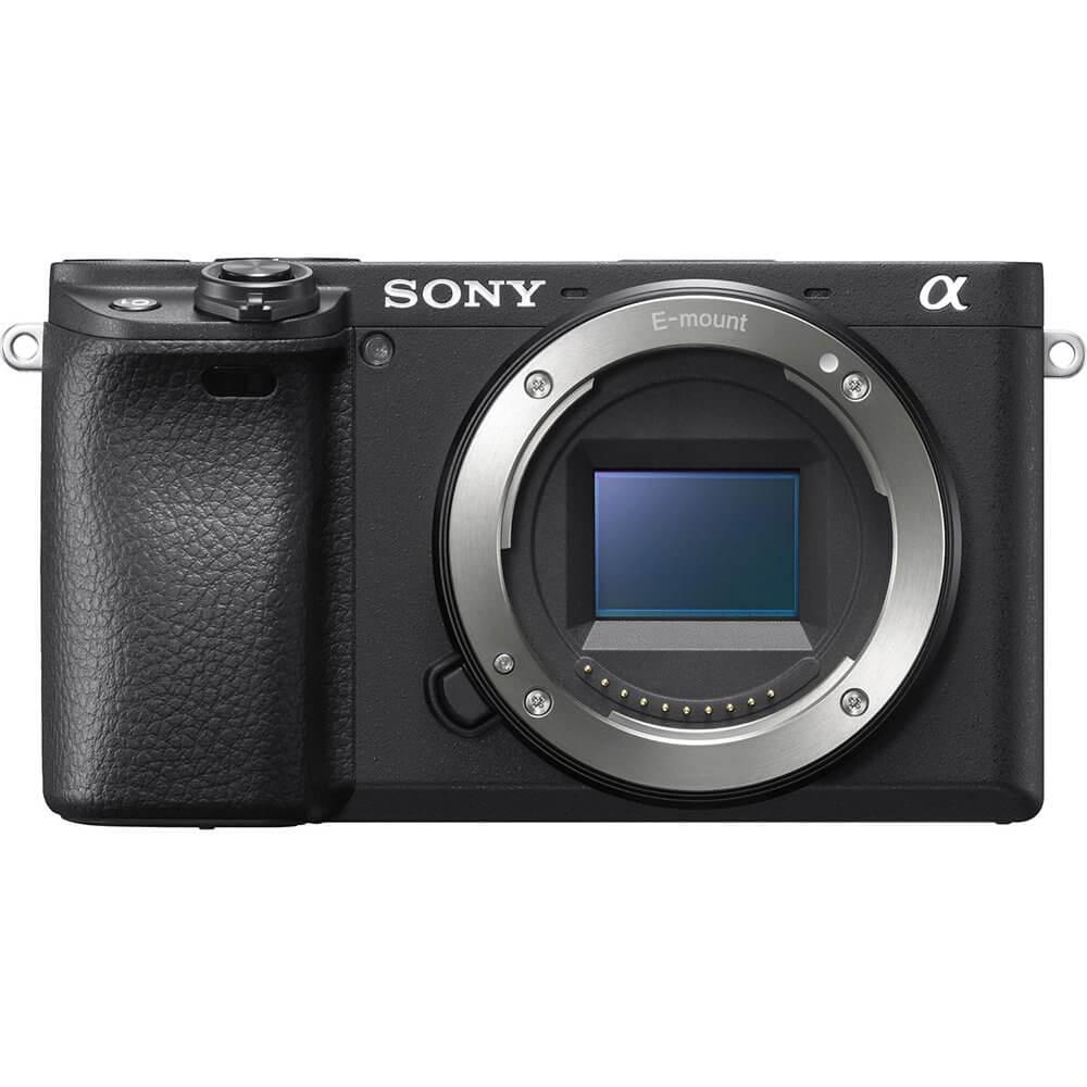 Sony Alpha A6400 Body Black ประกันศูนย์ 2