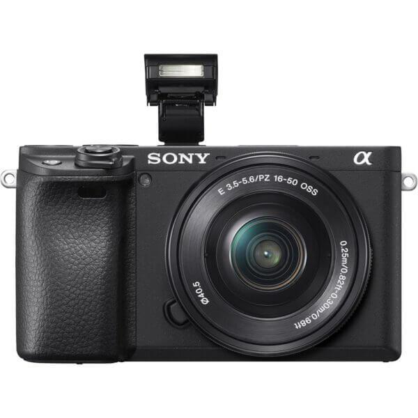 Sony Alpha A6400 Body Black ประกันศูนย์ 21