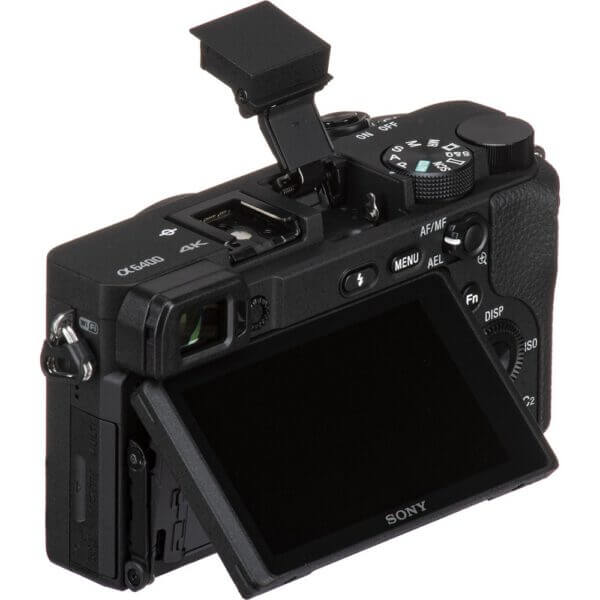 Sony Alpha A6400 Body Black ประกันศูนย์ 22