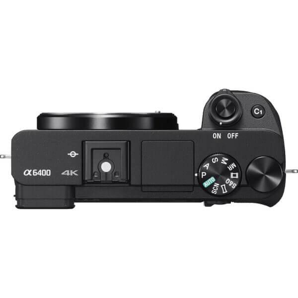 Sony Alpha A6400 Body Black ประกันศูนย์ 26