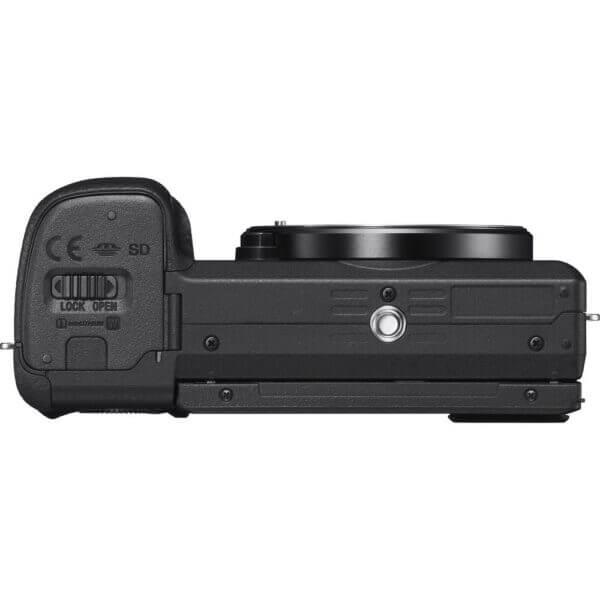 Sony Alpha A6400 Body Black ประกันศูนย์ 27