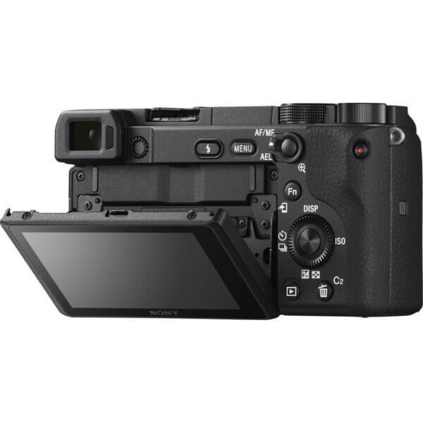 Sony Alpha A6400 Body Black ประกันศูนย์ 28