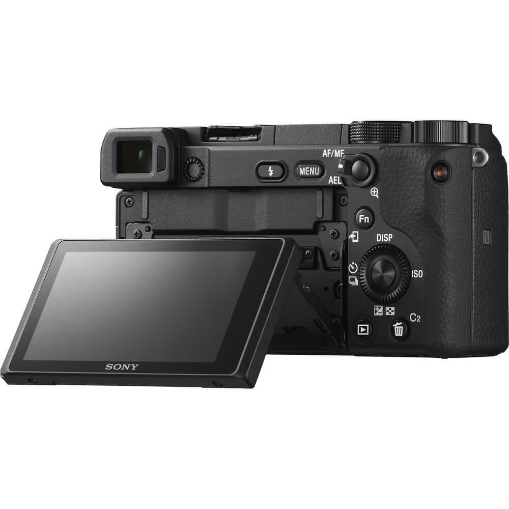 Sony Alpha A6400 Body Black ประกันศูนย์ 29