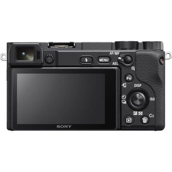 Sony Alpha A6400 Body Black ประกันศูนย์ 4