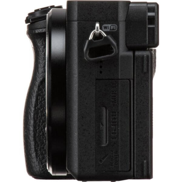Sony Alpha A6400 Body Black ประกันศูนย์ 6