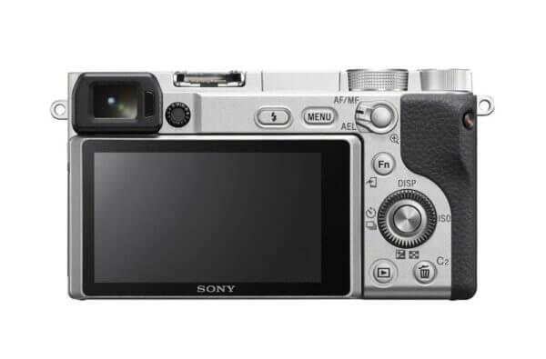 Sony Alpha A6400 Body Silver ประกันศูนย์ 3