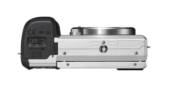 Sony Alpha A6400 Body Silver ประกันศูนย์ 5